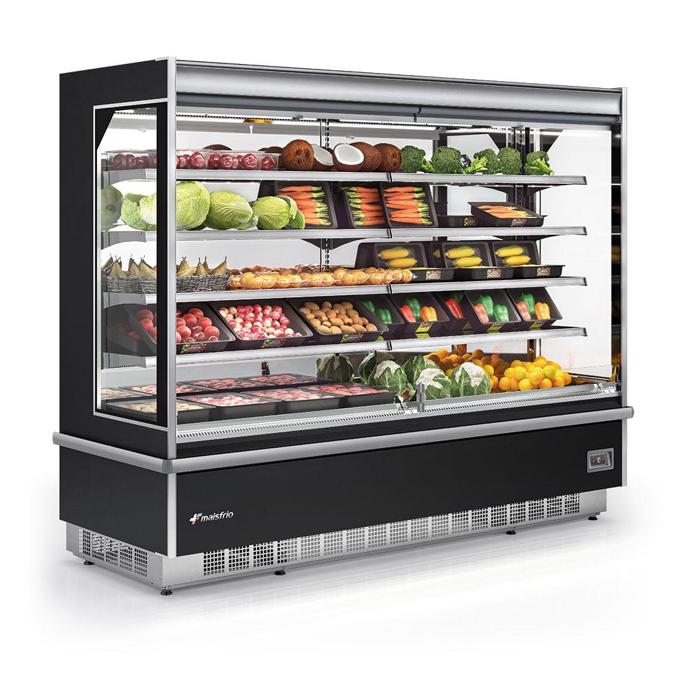 Expositor Vertical Refrigerado Aberto - SMGO-2500